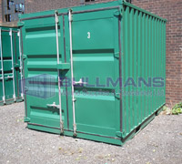 Containers for Sale | Bullmans Marine Supplies and