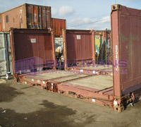 Flatrack Containers