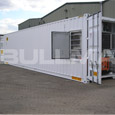 Olympic Mobile Workshop Container