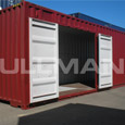 Removals Shipping Container