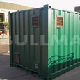 8ft Water Treatment Container