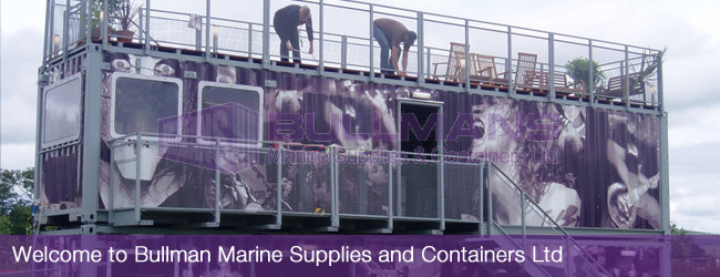 Bullmans Marine and Shipping Supplies
