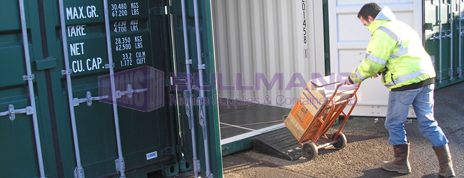 Self Storage Container Units